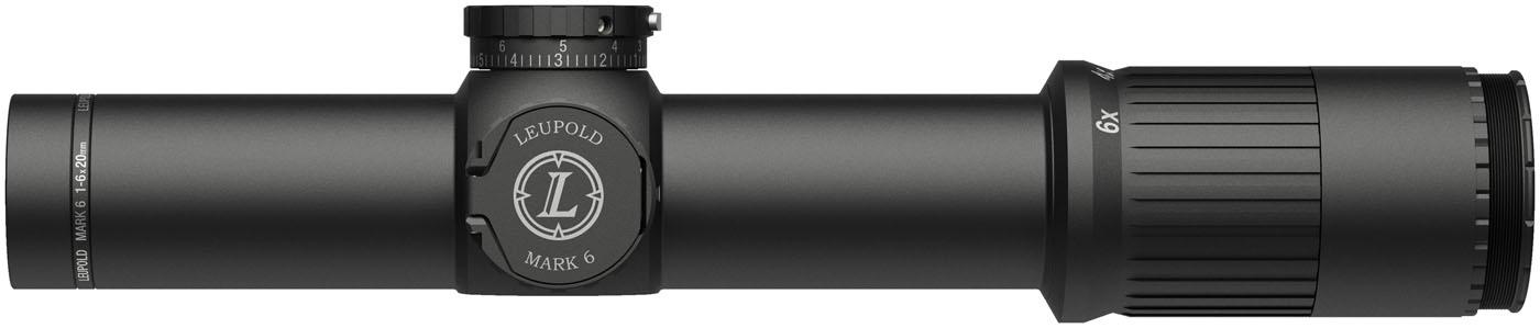 Visor LEUPOLD Mark 6 1-6x20 M6C1 Front Focal TMR-D ilum.