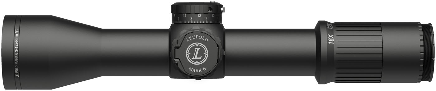 Visor LEUPOLD Mark 6 3-18x44 M5C2 Front Focal TMR ilum.