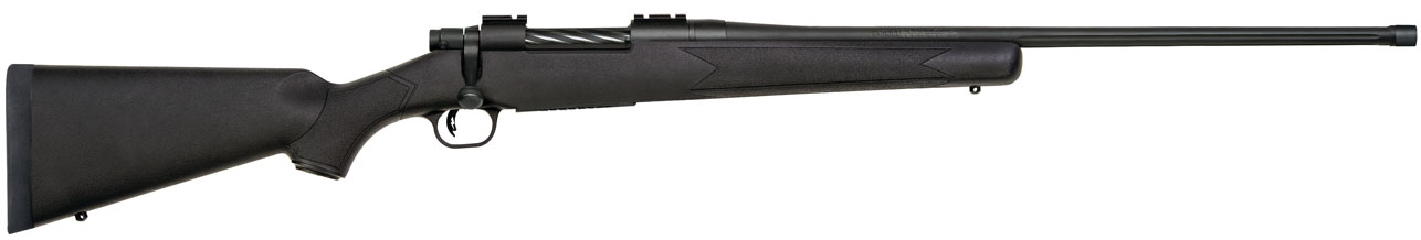 Rifle de cerrojo MOSSBERG Patriot Synthetic - - 338 Win. Mag. c/r
